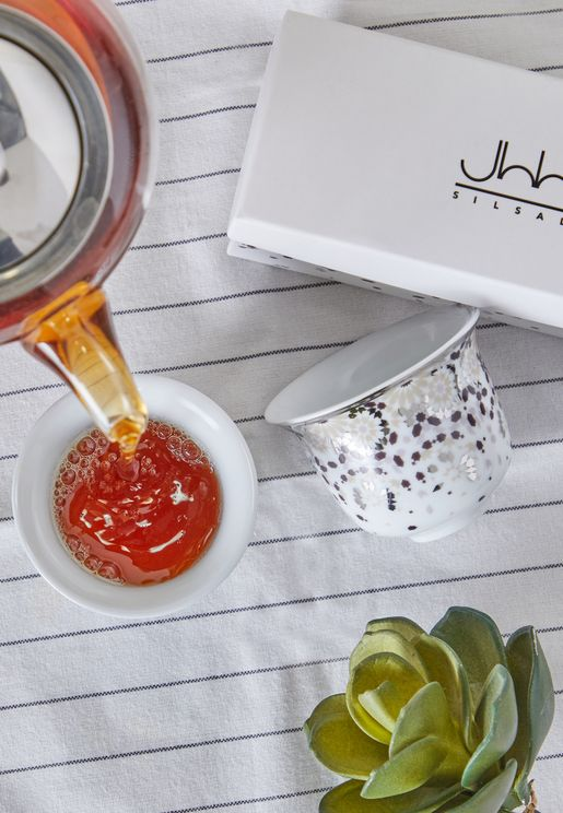 Gift Box of Arabic Coffee Cup