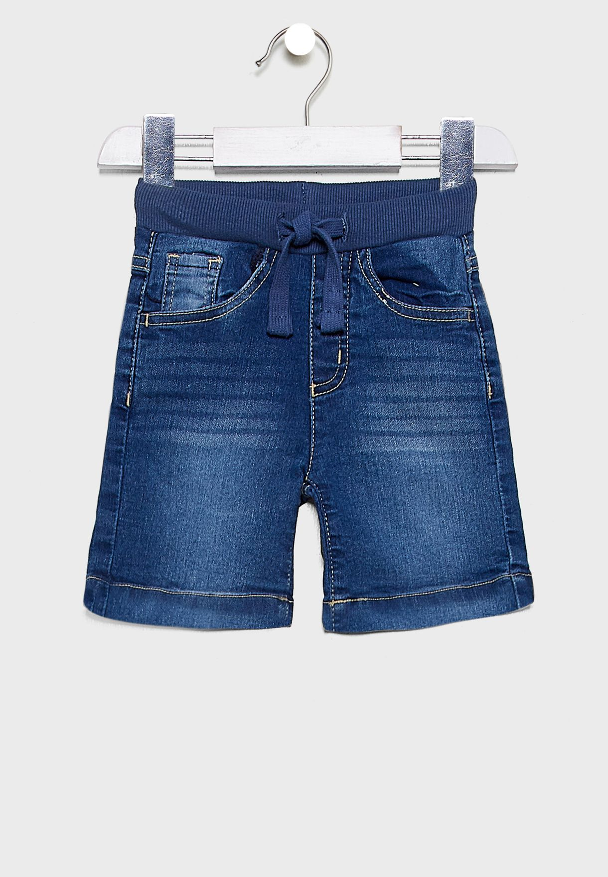 Little Denim Shorts