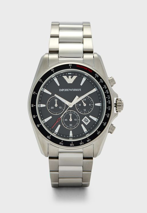 AR6098 Analog Watch