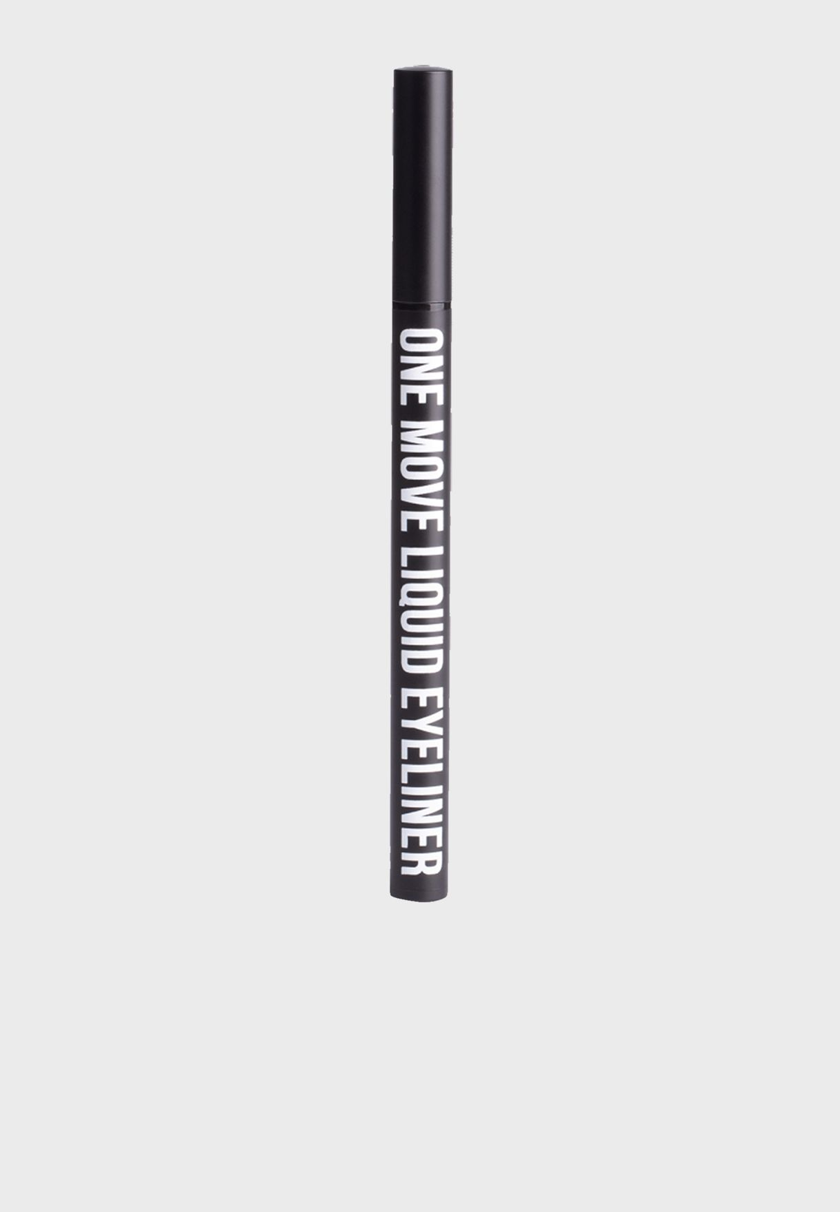 Inglot One Move Liquid Eyeliner - Black