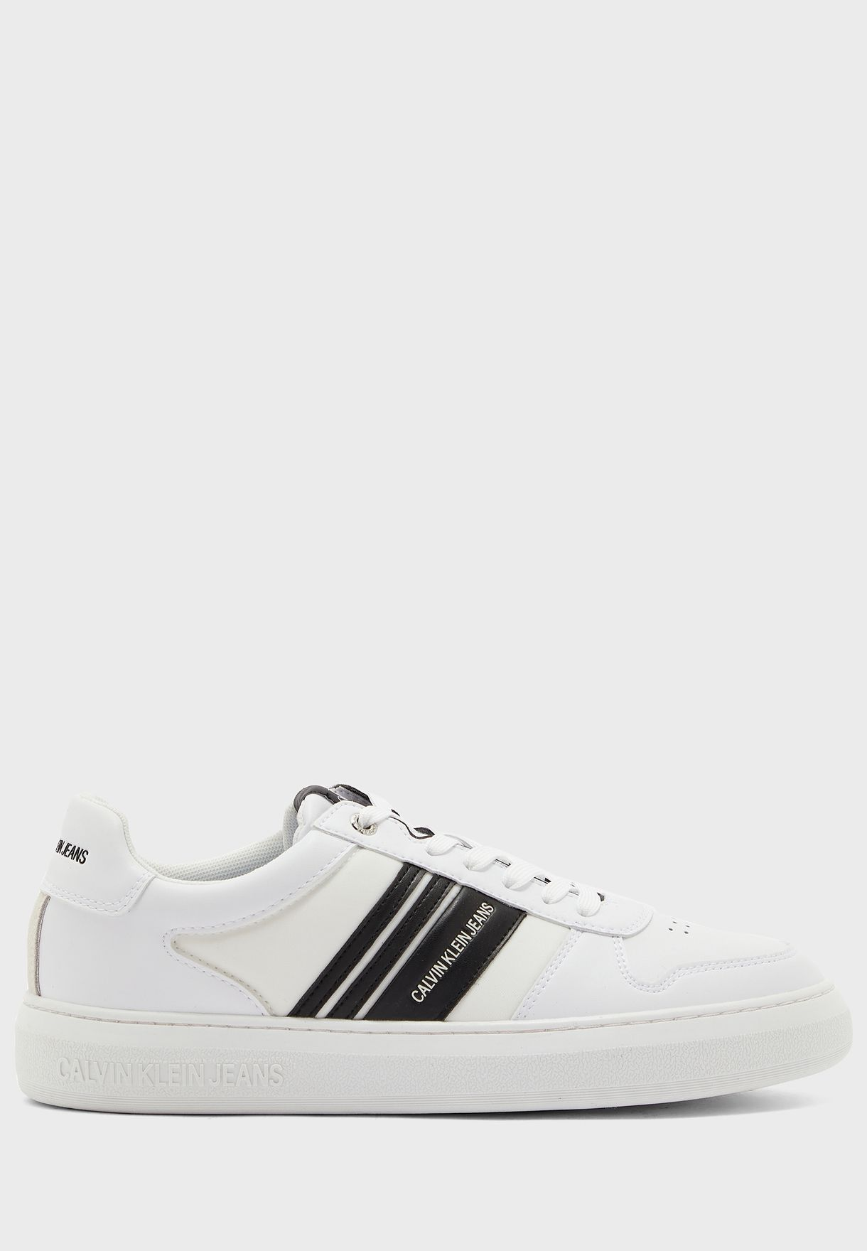 Cupsole Laceup Oxford Sneakers