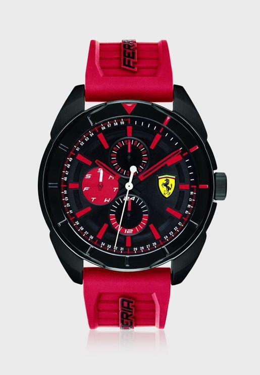 830576 Forza Chronograph Watch