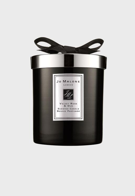 Velvet Rose & Oud Intense Home Candle