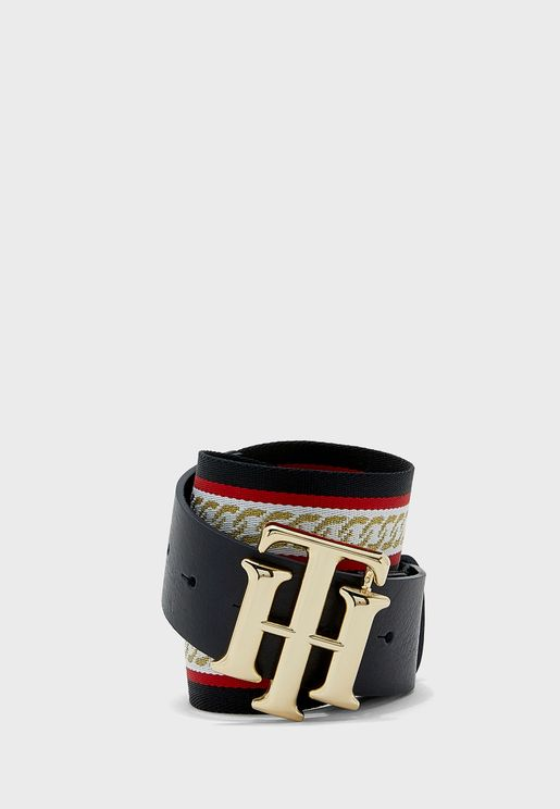 Webbing Waist Belt