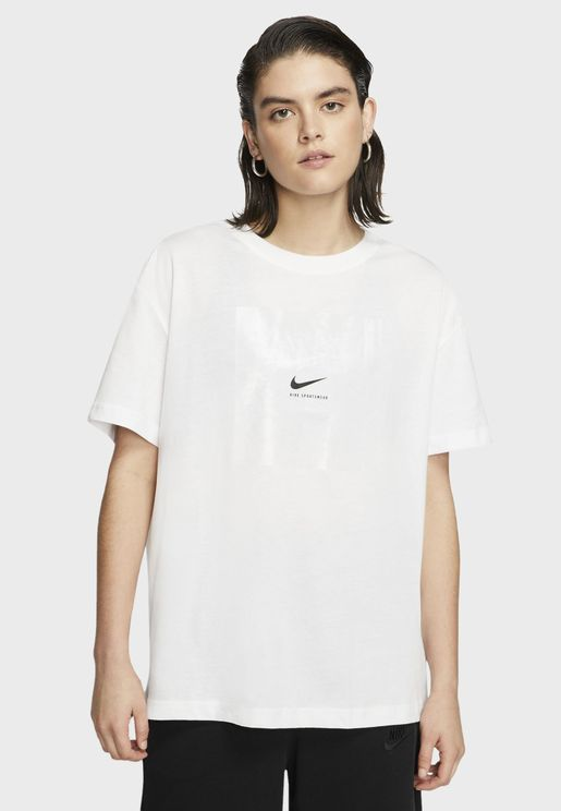 NSW Oversized Lux T-Shirt