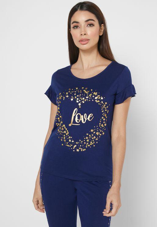M&M Sparkle T-Shirt