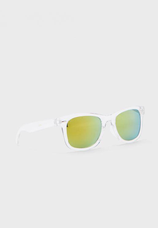Kids Clear Frame Sunglasses