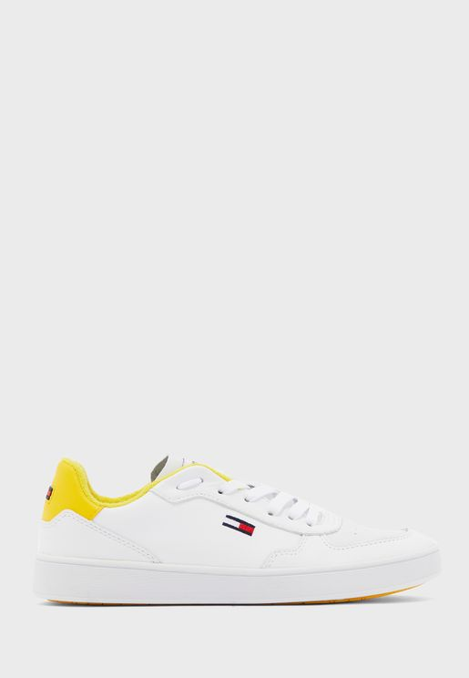 Cupsole Low Top Sneaker