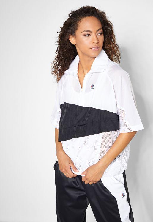 Classic Colour Block Jacket