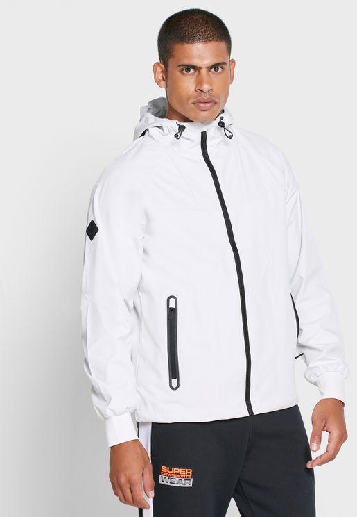 Echo Beach Hooded Jacket