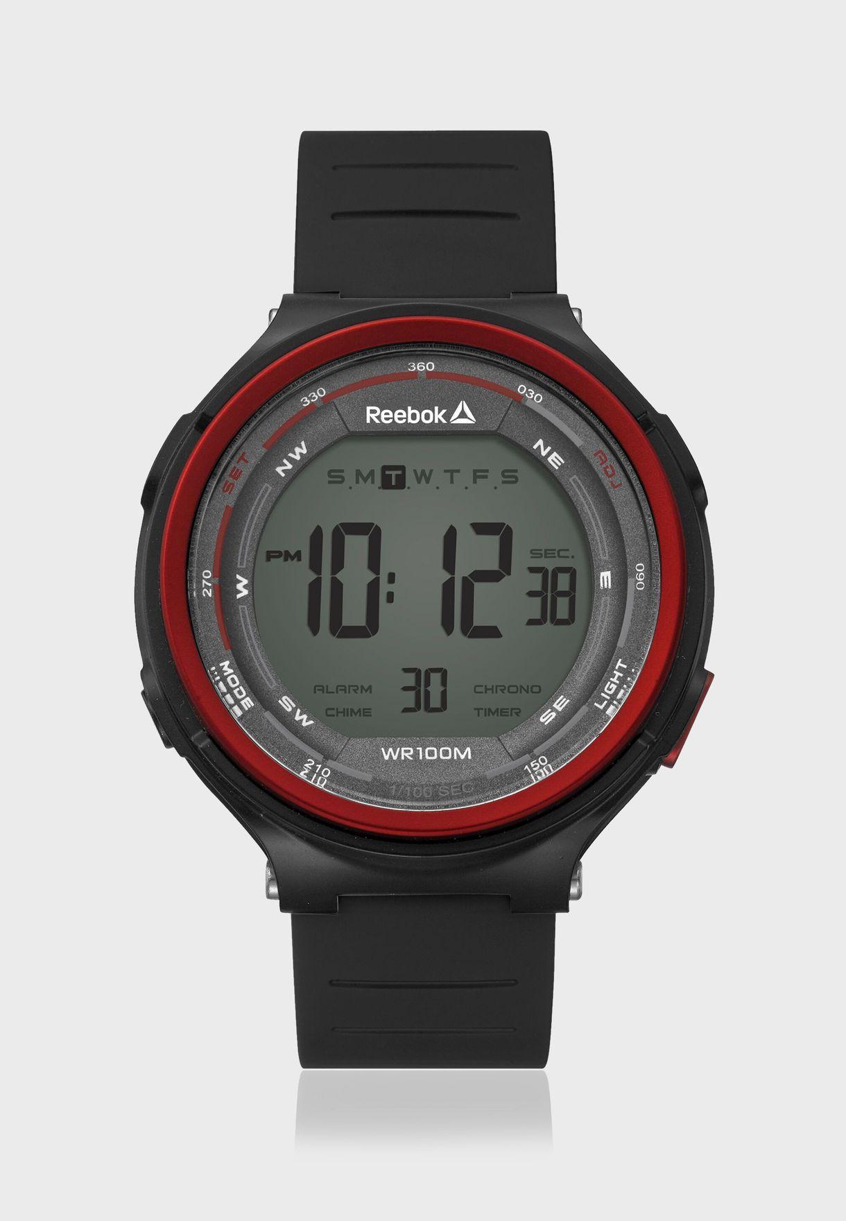 Kalsu Silicone Strap Watch