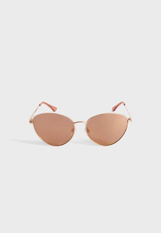 Dallas Cat Eye Sunglasses