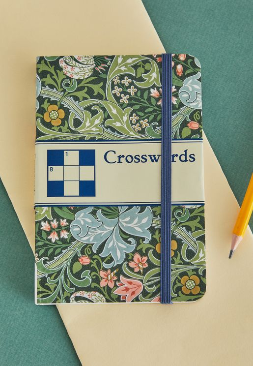 William Morris Acanthus Crosswords