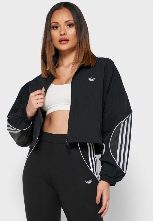 3 Stripe Track Jacket