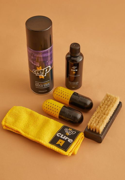 Ultimate Shoe Care Pack