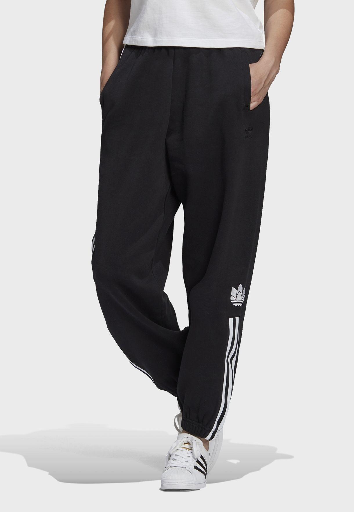 Cuffed Adicolor Casual Women's Pants
