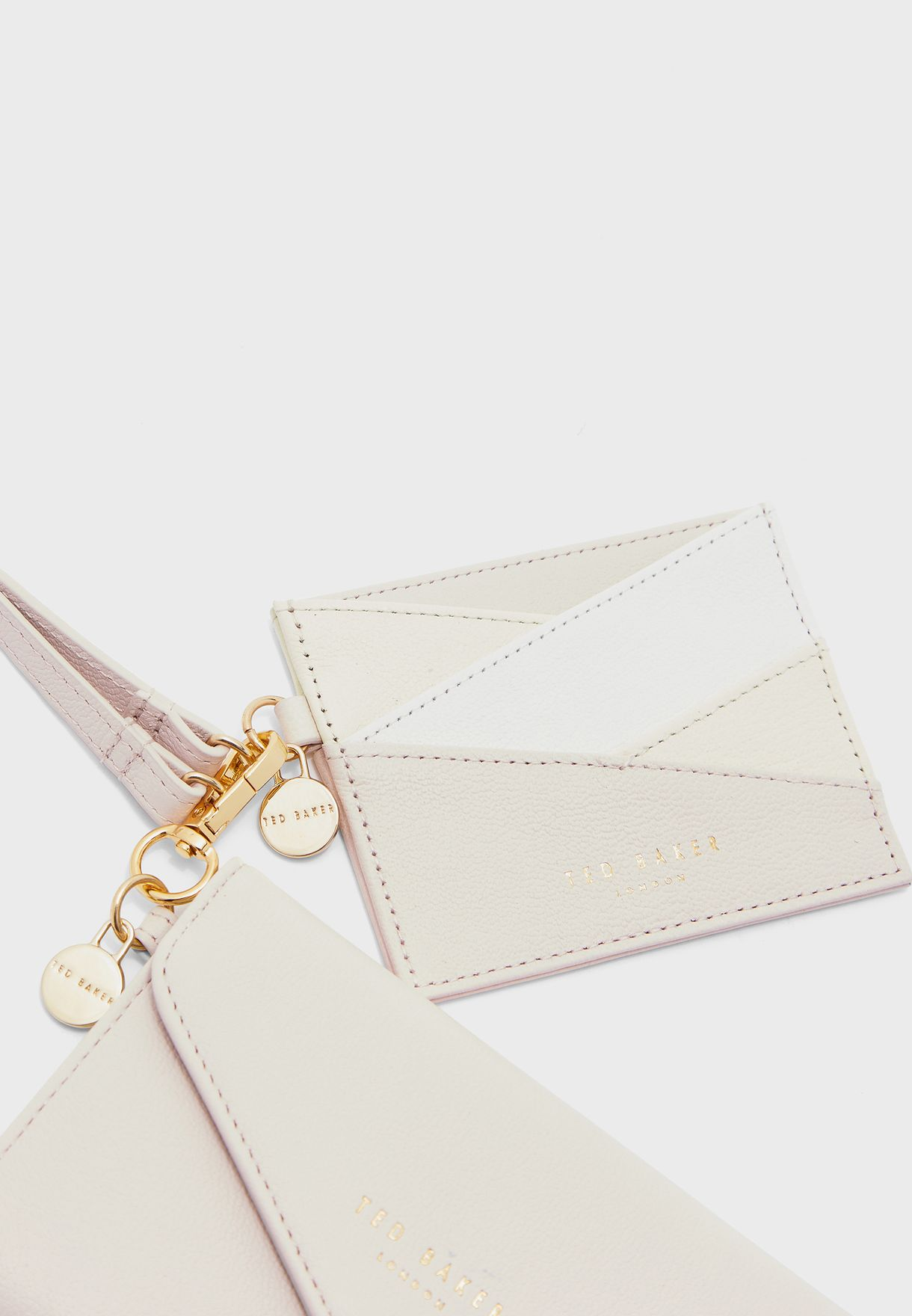 Envelope Detail Passport Card Holder Gift Set