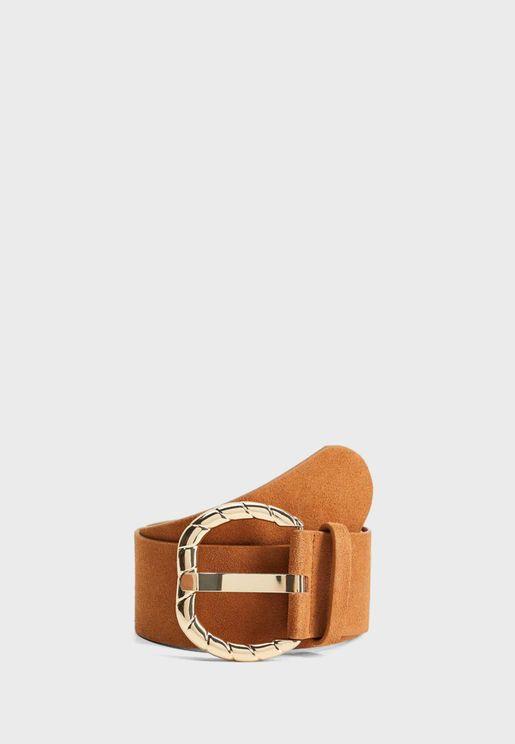 Marie Leather Belt