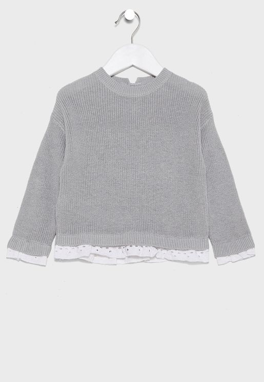 Infant Knitted Sweater