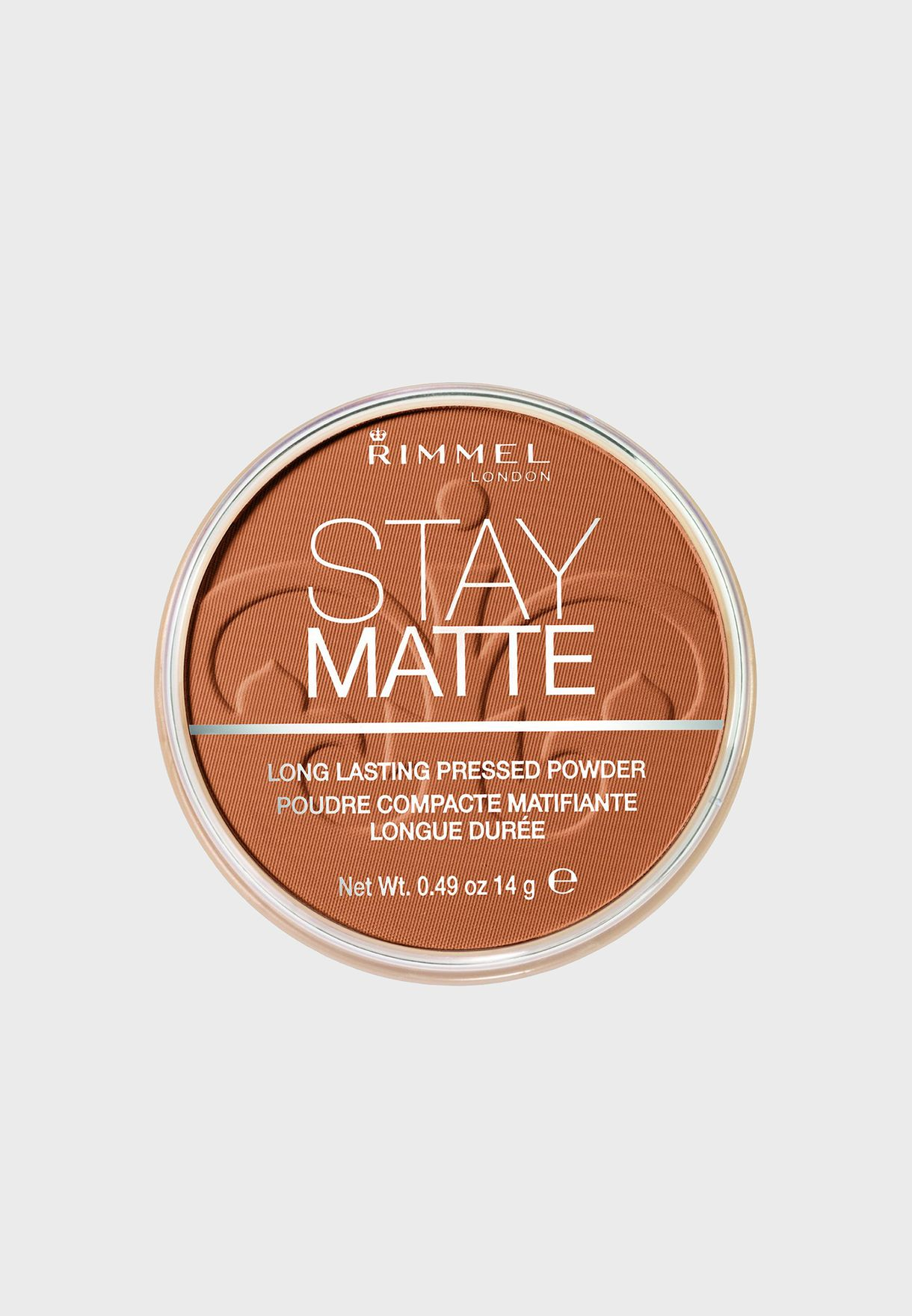 Stay Matte Pressed Powder 40 Honey