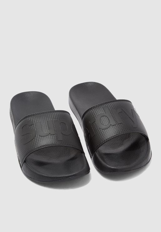 Carbon Pool Slides