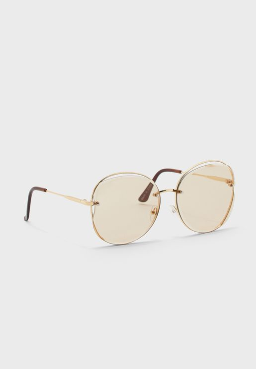 Denhami Oversized Sunglasses