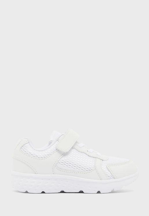 Kids Single Strap Sneaker