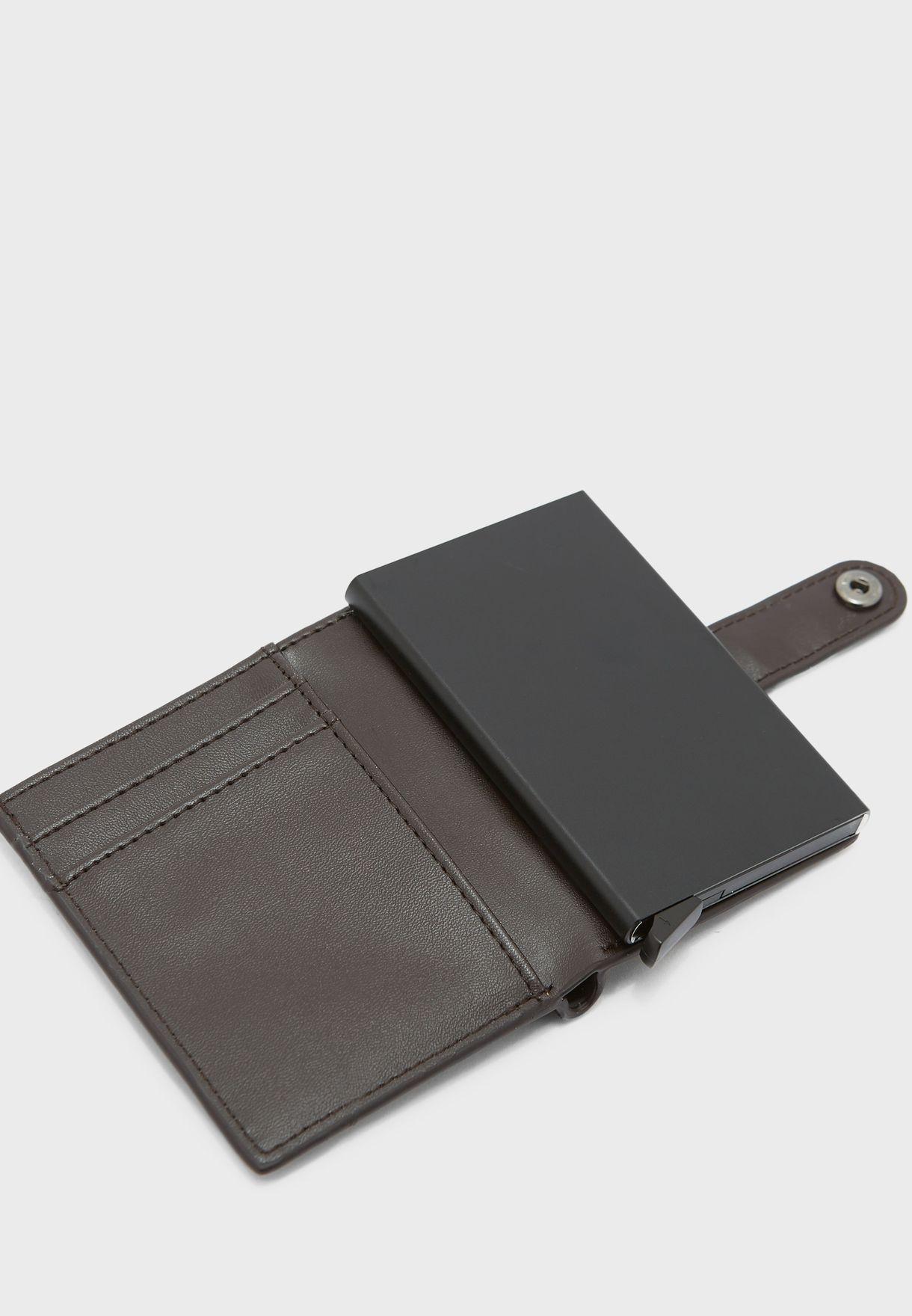 محفظة بطاقات بعدة فتحات
