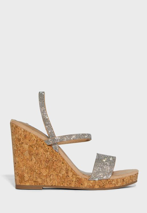 Makana-R Wedge Sandal