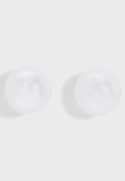 Hogan Medio Basic Stud Earrings