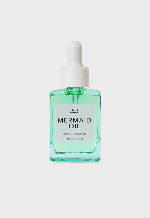 Mermaid Oil - Facial Treatment