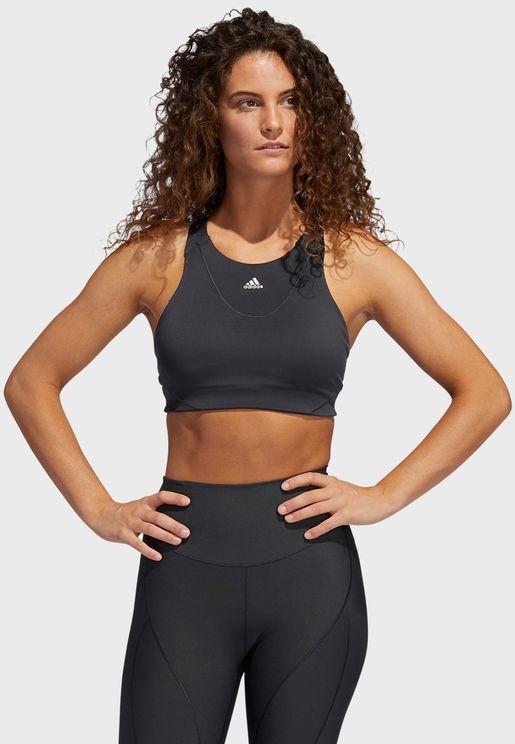 Medium Support Yoga Bra