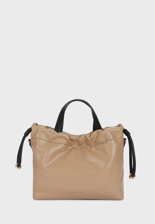 Wide Strap Shopper