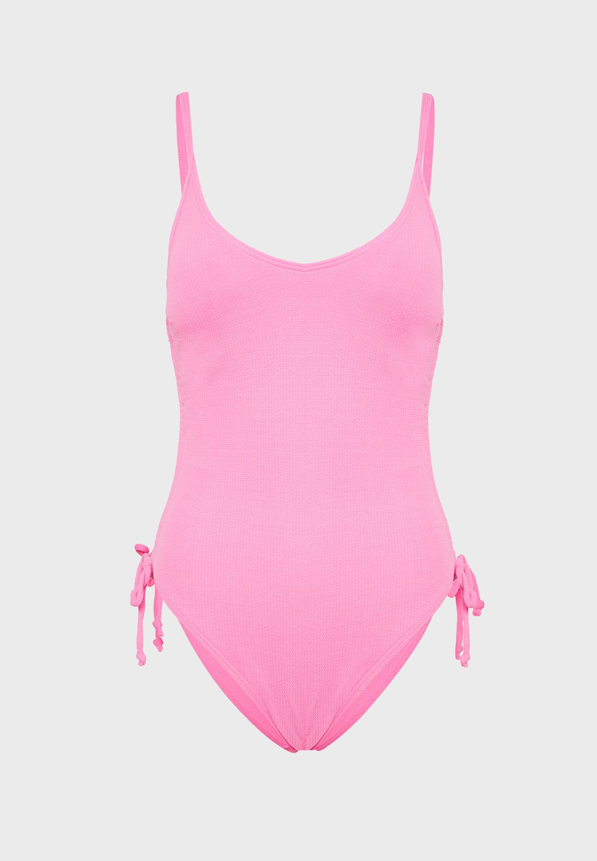 Ruched Side Swimsuit