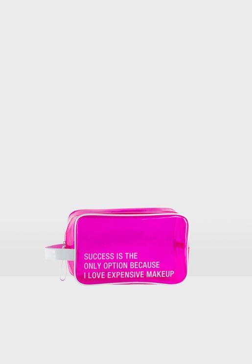Expensive Makeup Cosmetic Bag