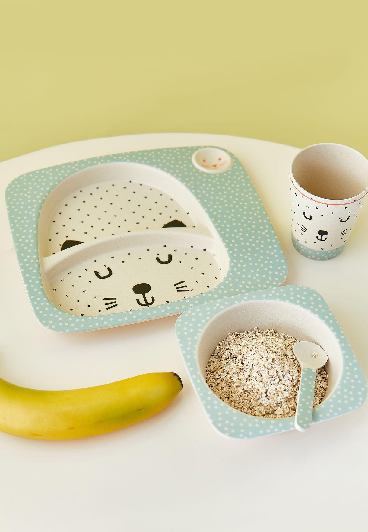 طقم ادوات مائدة للاطفال