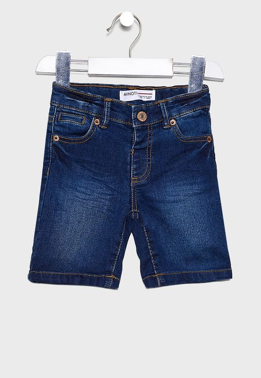 Infant Roll Up Shorts