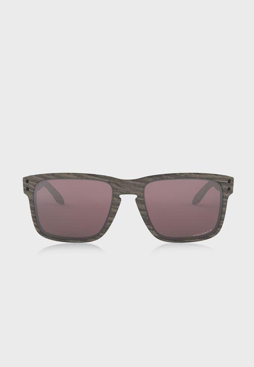 0OO9102 HOLBROOK™ Square Sunglasses