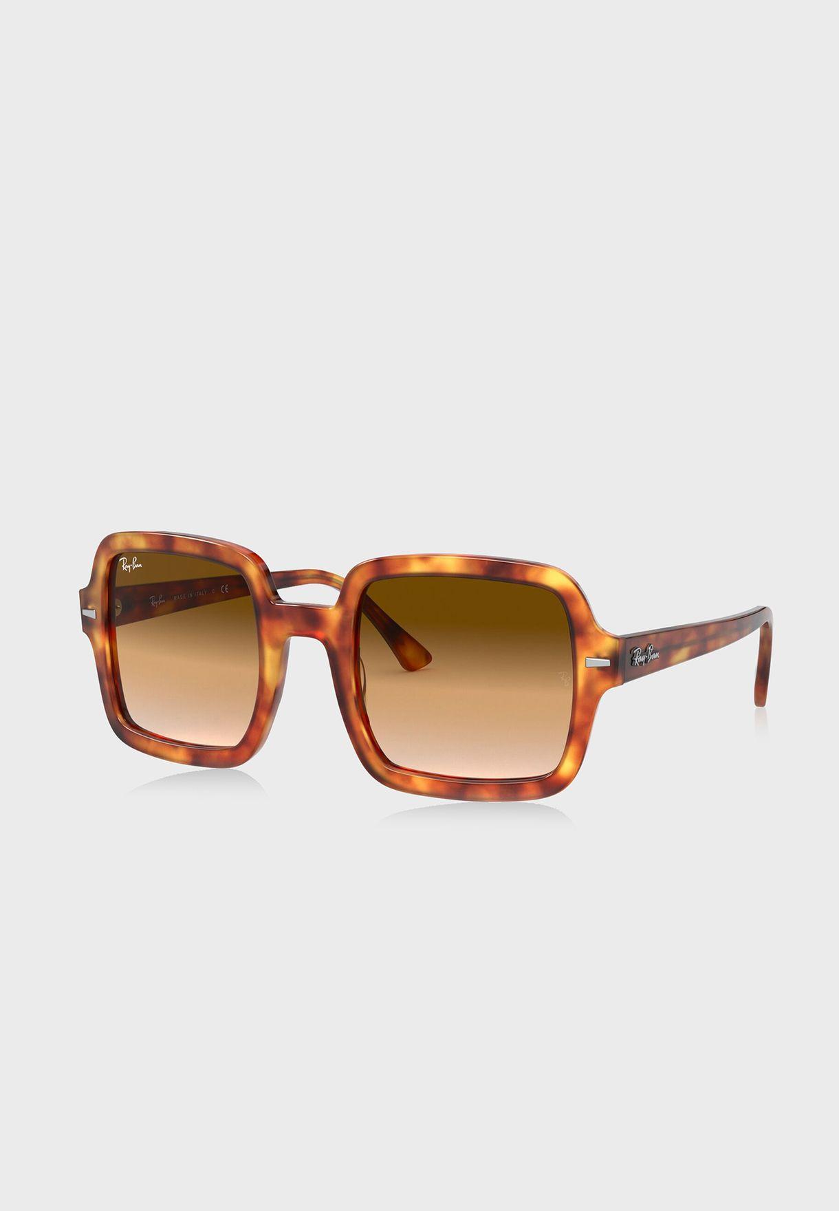 0RB2188 Oversize Sunglasses