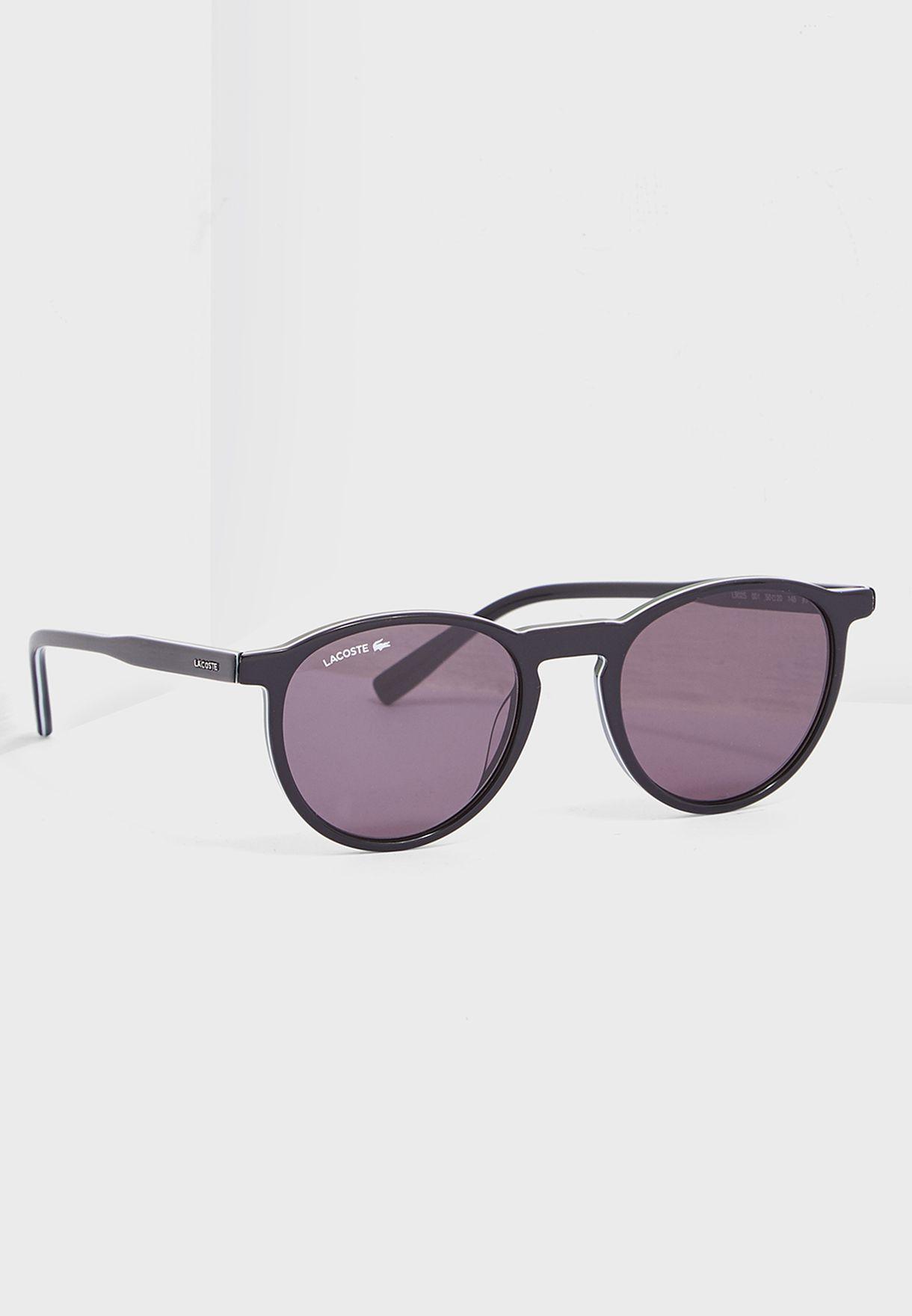 نظارة شمسية دائرية وبحماية كاملة من اشعة الشمس