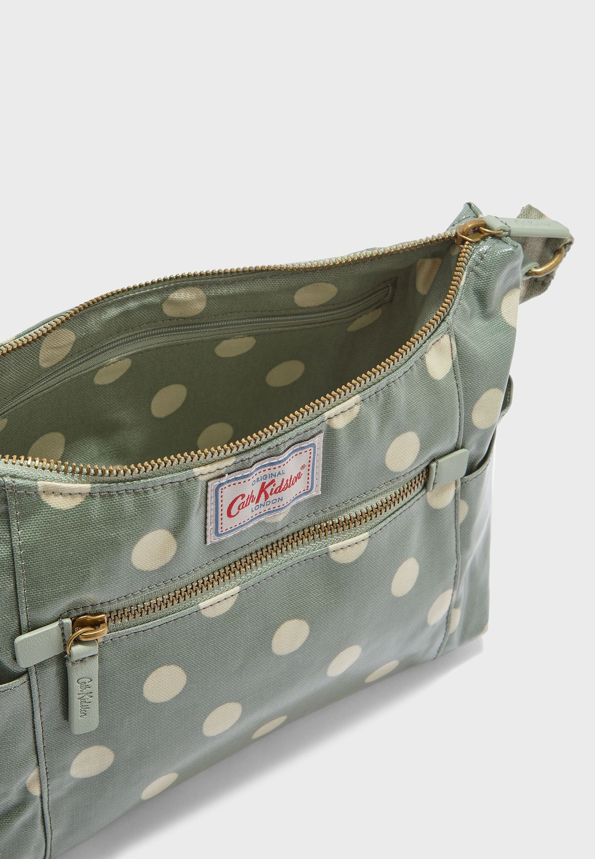 Heywood Button Spot Hobo