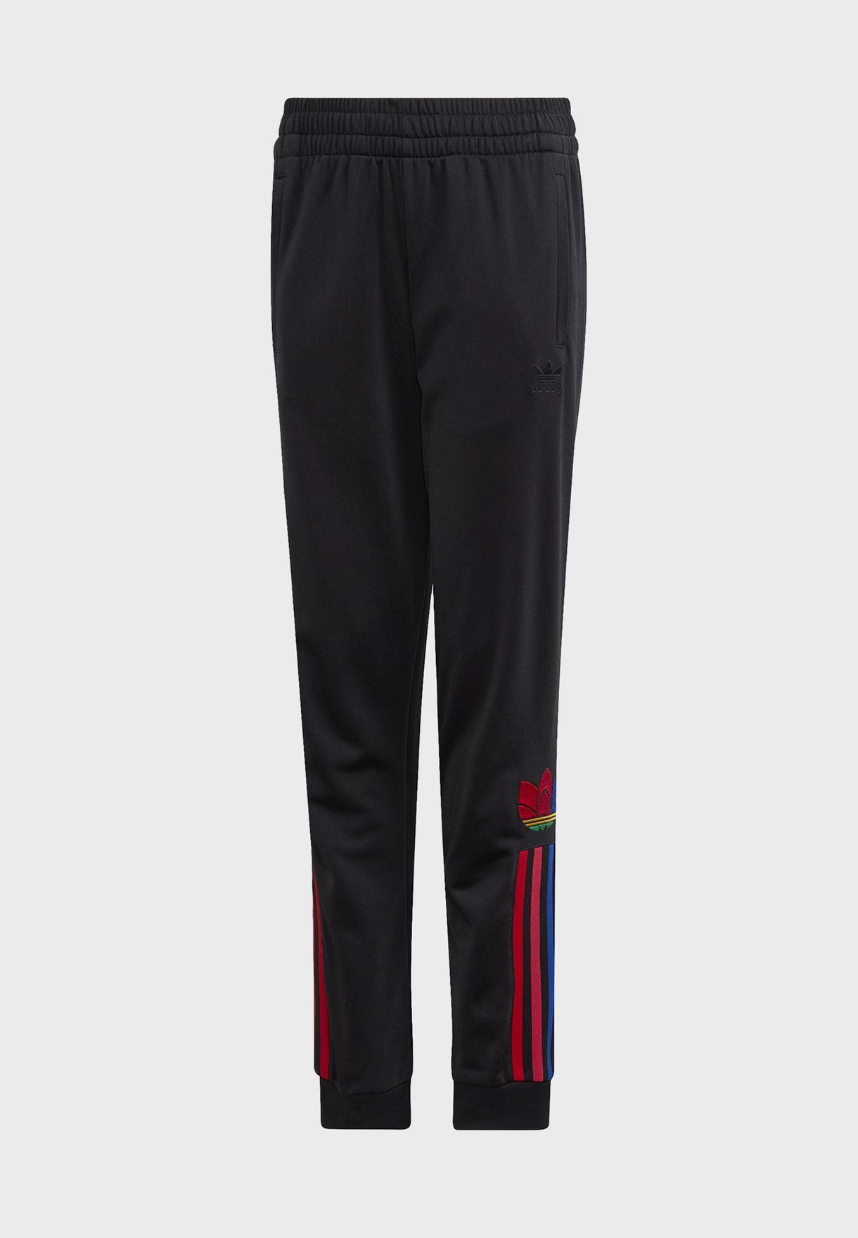 3D Adicolor Casual Unisex Tracksuit Pants