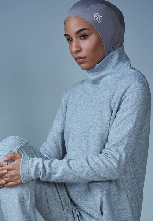 حجاب رياضي مسامي