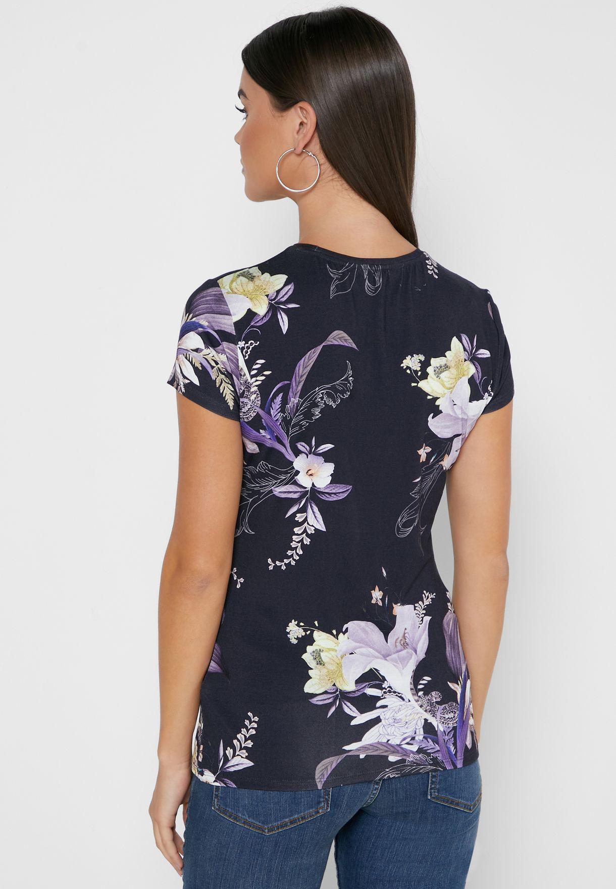 Dancie Printed T-Shirt