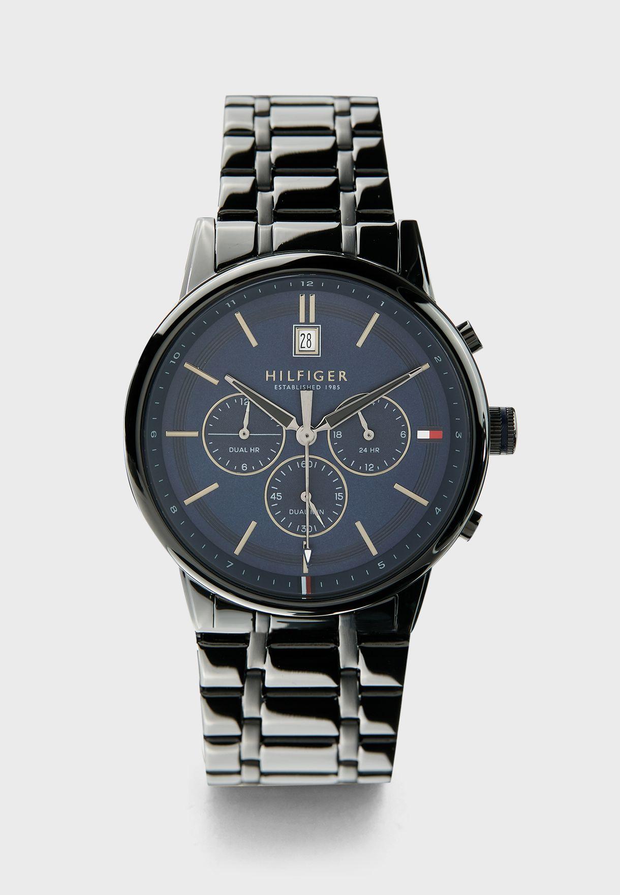 ساعة بخصائص كرونوغراف