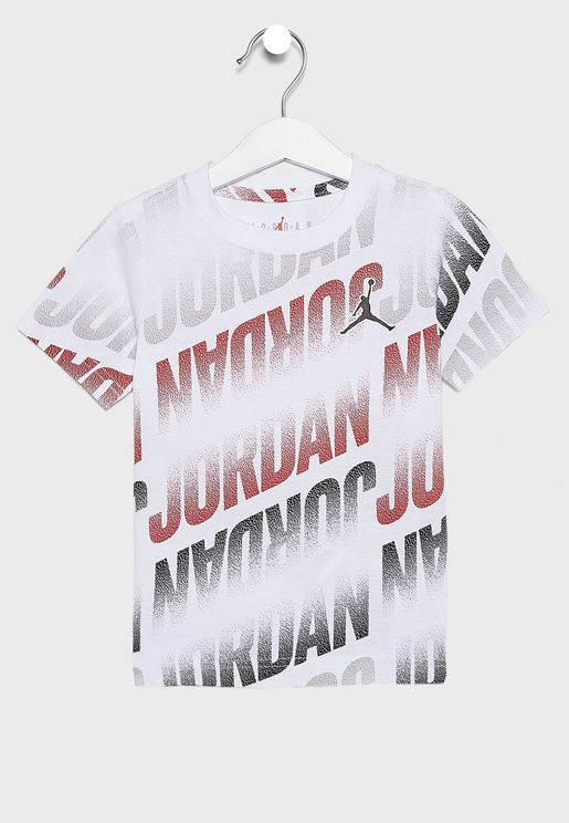 Kids Jordan Clearblock T-Shirt