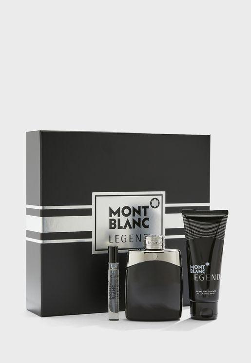 Legend Edt100ml +Aftershave Gift Set