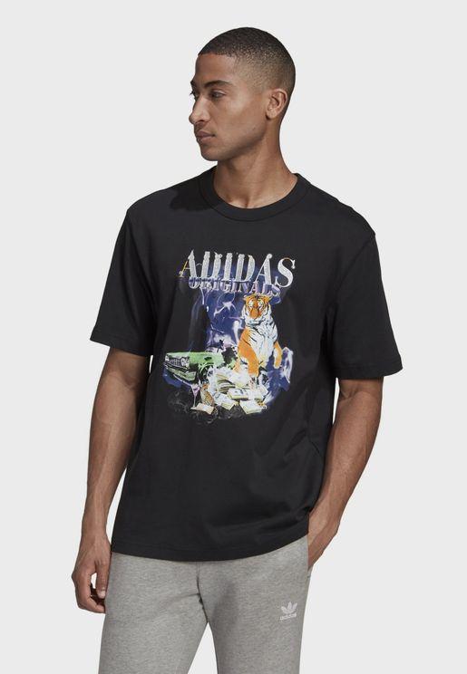R.Y.V. Graphic T-Shirt