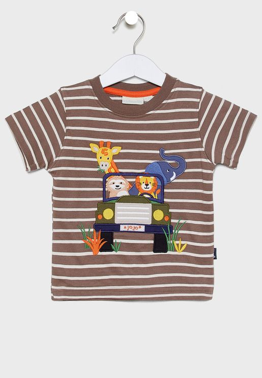 Infant Jeep T-Shirt