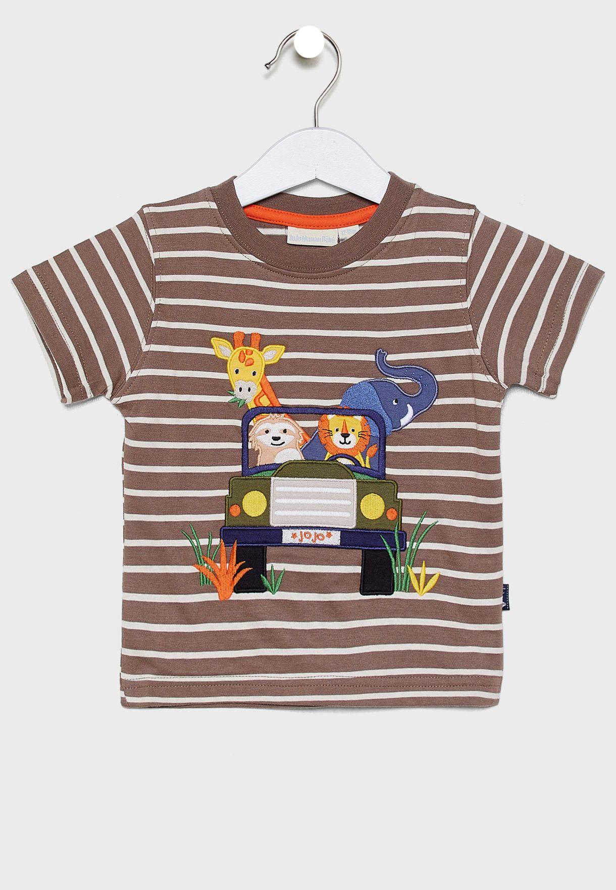 Infant Jeep T-Shirt